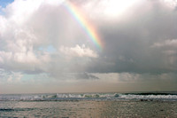 Rainbow in Loiza
